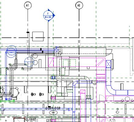 Revit tip orient to view rugon inc for Floor plans elevations and sections